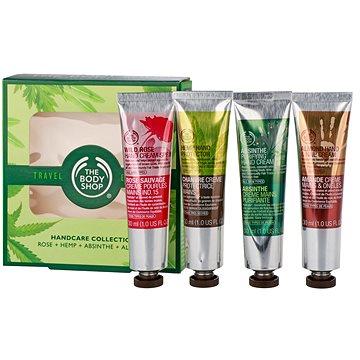 Dárková sada kosmetická THE BODY SHOP Wild Rose SPF15 Gift Set (5028197112363)