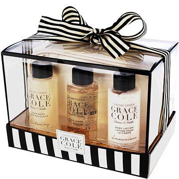 Dárková sada kosmetická GRACE COLE Fresh Linen Gift Set IV. (5055443639084)