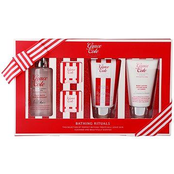 Dárková sada kosmetická GRACE COLE Frosted Cherry & Vanilla Gift Set I. (5055443639350)