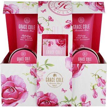 Dárková sada kosmetická GRACE COLE Romantic Rose Gift Set II. (5055443637646)