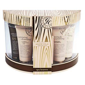 Dárková sada kosmetická GRACE COLE Warm Vanilla & Fig Gift Set I. (5055443641001)