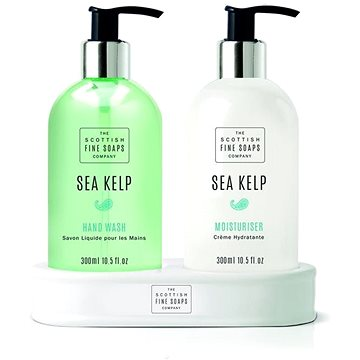 SCOTTISH FINE SOAPS Sea Kelp Hand Care Set (5016365016599)