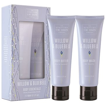 SCOTTISH FINE SOAPS Willow & Bluebell Set (5016365017213)