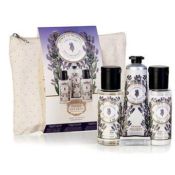 Dárková sada kosmetická PANIER DES SENS Provence Lavender Travel Set (3760062885577)
