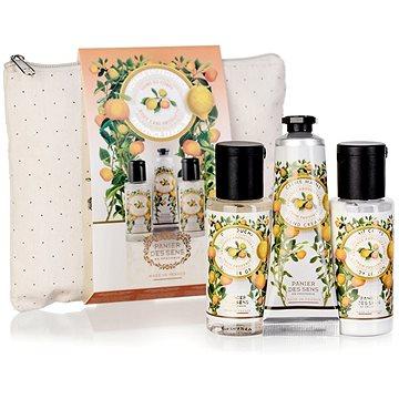 Dárková sada kosmetická PANIER DES SENS Provence Citrus Travel Set (3760062885584)