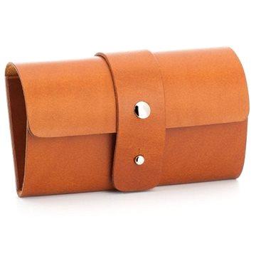 Kosmetická taška MÜHLE malá cestovní kožená taška (4028982013937)
