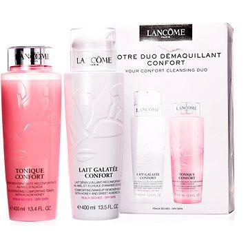 LANCÔME Lait Galatée Confort & Tonique Confort 400 ml Skincare Set (3614272513570)