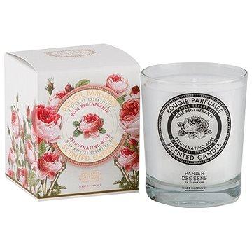 Svíčka PANIER DES SENS Vonná svíčka ve skle Růže 180 g (3760062887250)