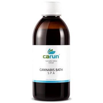 Koupelová přísada CARUN Cannabis Bath Spa 250 ml (8594176010465)