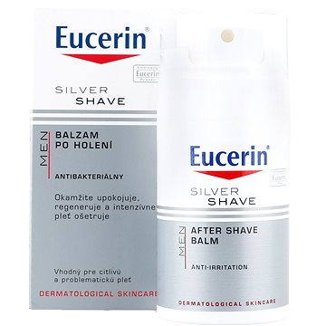 EUCERIN After Shave Balm Silver Shave 75 ml (4005800093463)