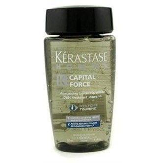 Pánský šampon KÉRASTASE Homme Capital Force Anti - Dandruff Shampoo 250 ml (3474630288072)