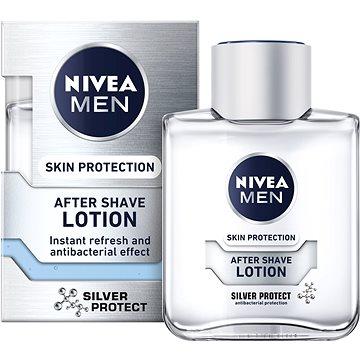 NIVEA Voda po holení Silver Protect 100 ml