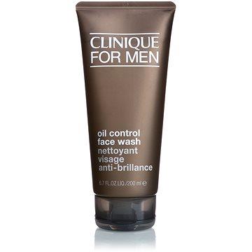 Čisticí gel CLINIQUE For Men Oil Control Face Wash 200 ml (020714672096)