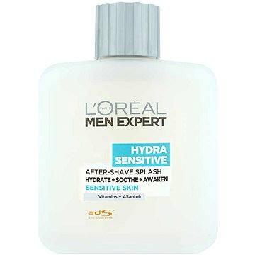 Voda po holení ĽORÉAL PARIS Men Expert Hydra Sensitive After-shave Splash 100 ml (3600522234647)