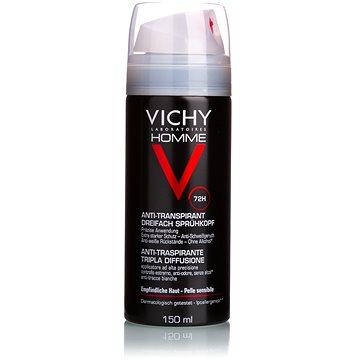 Pánský deodorant VICHY Homme Deodorant Anti-Transpirant 72H Sensitive Skin 150ml (3337871331405)