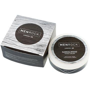 Krém na holení MENROCK Shave Cream - Sandalwood 100 g (0633090057502)