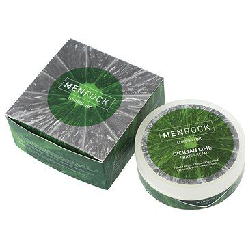 Krém na holení MENROCK Shave Cream - Sicilian Lime 100 g (0633090058301)