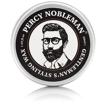 PERCY NOBLEMAN Beard & Hair Wax 50 ml (700604498295)