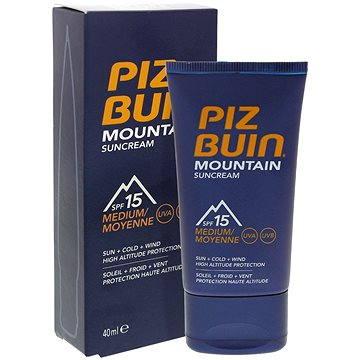 Krém na opalování PIZ BUIN Mountain Suncream SPF15 40 ml (3574660385540)