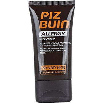 Krém na opalování PIZ BUIN Allergy Face Cream SPF50+ 40 ml (3574660540499)
