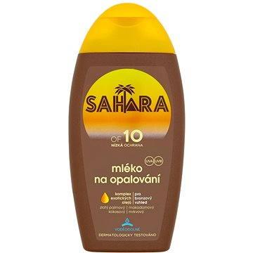 Mléko na opalování SAHARA Mléko na opalování SPF 10 200 ml (8592297000822)