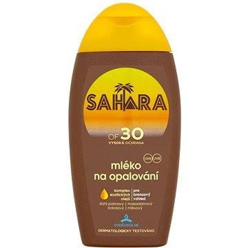 Mléko na opalování SAHARA Mléko na opalování SPF 30 200 ml (8592297000792)