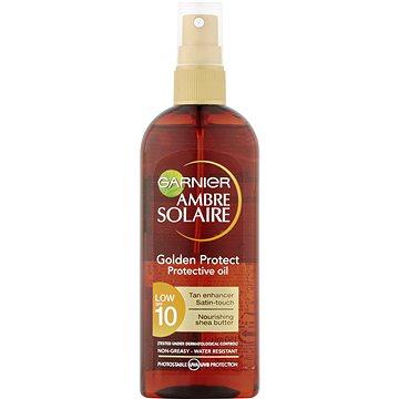 Olej na opalování GARNIER Ambre Solaire Golden Protect Olej na opalování SPF 10 150 ml (3600540873088)