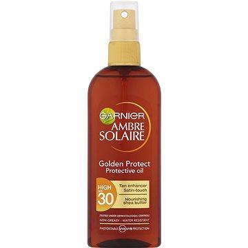 Olej na opalování GARNIER Ambre Solaire Golden Touch Olej na opalování SPF 30 150 ml (3600540940926)