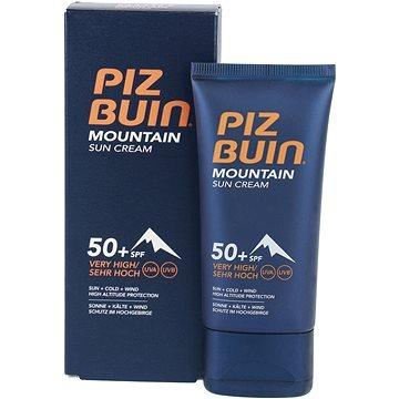 Krém na opalování PIZ BUIN Mountain Sun Cream SPF50+ 50 ml (3574661117652)