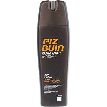 Sprej na opalování PIZ BUIN Ultra Light Hydrating Sun Spray SPF15 200 ml (3574660627695)