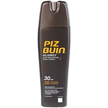 Sprej na opalování PIZ BUIN Allergy Sun Sensitive Skin Spray SPF30 200 ml (3574660539462)