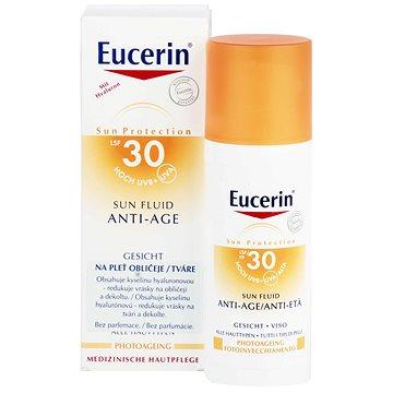 Krém na opalování EUCERIN Sun Fluid Anti-Age SPF 30 50 ml (4005800146510)