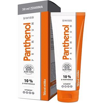 PANTHENOL 10% Swiss Premium tělové mléko 200 + 50 ml zdarma (8594059733177)