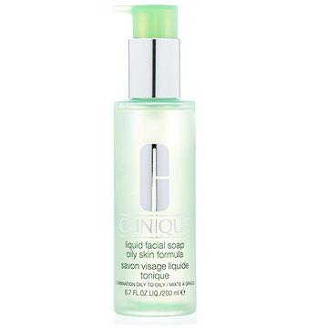 Tekuté mýdlo CLINIQUE Liquid Facial Soap Mild 200 ml (020714227661)