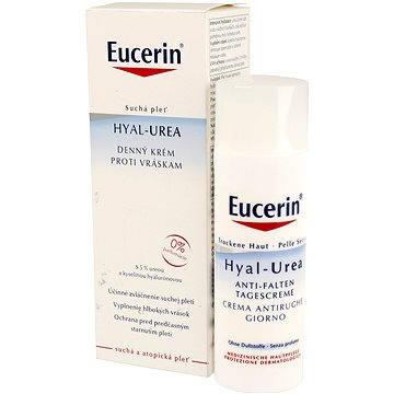 Pleťový krém EUCERIN Denní krém proti vráskám Hyal-Urea 50 ml (4005800084720)