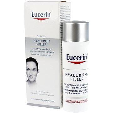 Eucerin Hyaluron-Filler denní krém proti vráskám pro normální až smíšenou pleť 50 ml