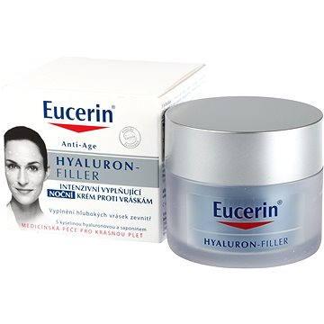 Pleťový krém EUCERIN Intenzivní vyplňující noční krém proti vráskám Hyaluron Filler 50 ml (4005800634864)