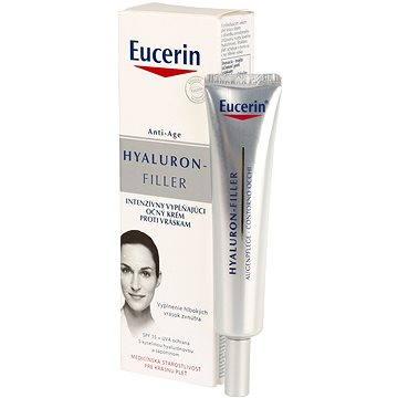Oční krém EUCERIN Intenzivní vyplňující oční krém proti vráskám Hyaluron Filler 15 ml (4005800025631)