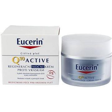 Pleťový krém EUCERIN Regenerační noční krém proti vráskám Q10 Active 50 ml (4005800634161)