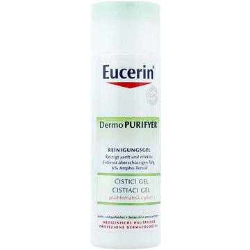 Čisticí gel EUCERIN Dermo PURIFYER Cleanser 200 ml (4005800059513)