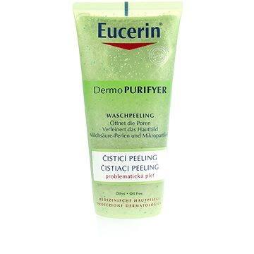 Pleťový peeling EUCERIN Dermo PURIFYER Scrub 100 ml (4005800062520)