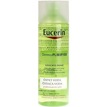 Pleťová voda EUCERIN Dermo PURIFYER Toner 200 ml (4005800059629)