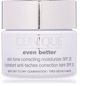 CLINIQUE Even Better Skin Tone Correcting Moisturizer SPF20 50 ml (020714395230)