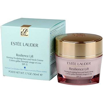 Pleťový krém ESTÉE LAUDER Resilience Lift Firming/Sculpting Face and Neck Creme SPF15 50 ml (027131307778)