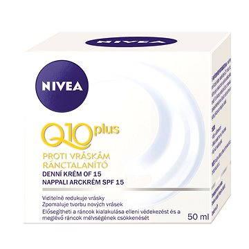 Pleťový krém NIVEA VISAGE Day Creme Q10 Plus 50 ml (4005808179619)