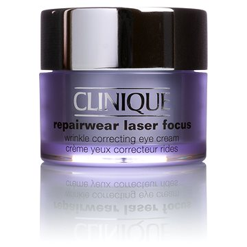 Oční krém CLINIQUE Repairwear Laser Focus Wrinkle Correcting Eye Cream 15 ml (020714777647)