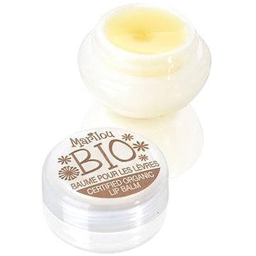 Balzám na rty MARILOU BIO Certified Organic Lip Balm Chocolate 5 ml (3760143830595)