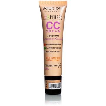 CC krém BOURJOIS 123 Perfect CC Cream SPF15 31 Ivoire 30 ml