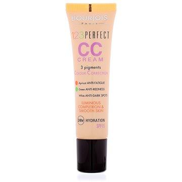 CC krém BOURJOIS 123 Perfect CC Cream SPF15 33 Beige Rose 30 ml (3052503573304)