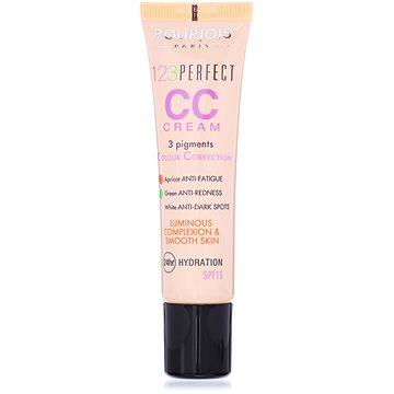 CC krém BOURJOIS 123 Perfect CC Cream SPF15 34 Bronze 30 ml